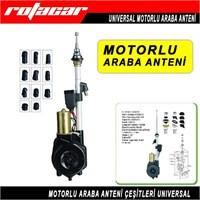 Full Otomatik 12 V Elektrikli Anten Rant001