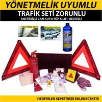 Otocontrol Trafik Seti Tuv Türk Muayene Uyumlu 41148