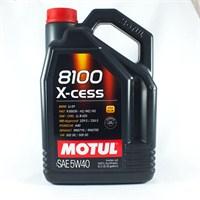 Motul 8100 X-cess 5W40 Ultra Performance Motor Yağı 5 LT