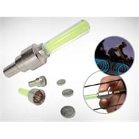 Fotosel ve Hareket Sensörlü Işıklı Sibop Kapağı (2 Adet) -3364a