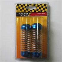 Dreamcar Kafalık Yayı Uzun Krom-Mavi 2'li 3300812