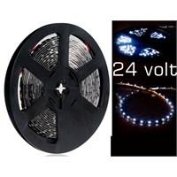ModaCar BEYAZ LED ŞERİT 5 Metre 24 VOLT 81B052