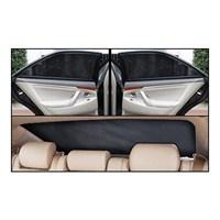 Toyota Corolla Sedan 2013 Sonrası Takmatik Perde (3 Parça)