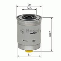 Bosch - Yakıt Filtresi Kutusu Ford Transıt T15 2.5D. - Bsc 1 457 434 400