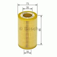 Bosch - Yağ Filtresi - Bsc F 026 407 008