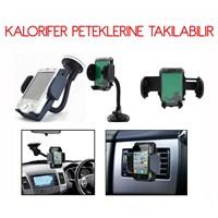 ModaCar Tek-Tuş PDA,Telefon,Navigasyon Tutucu Spralli 130015