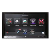 Pioneer SPH-DA110 7inç Dokunmatik Ekran/Gps/Bluetooth/Androis/İphone 5 ve MirrorLink Uyumlu APPRadio