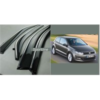Sunplex NİKELAJ HATLI VW POLO 2011 >> ÖN/ARKA 4 lü Rüzgarlık Seti 428832