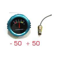 Equus Ampermetre - 50 + 50 458802