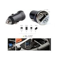AutoCet SİYAH Çakmaktan USB Dönüştürücü Soket 4208a