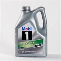 Mobil 1 Fuel Economy 0W-30 4lt Benzinli Dizel Motor Yağı