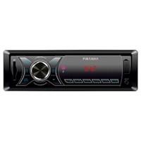 Pıranha Charger T Type Radyolu, Bluetooth + USB/ SD Kart Girişli Oto MP3 Çalar Oto Type