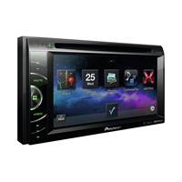 Pioneer AVH-X2600BT Cd,Bluetooth,Mixtrax,İpod/İphone ve Android Control,Usb,Aux,6,1 inç Dokunmatik Ekranlı Multimedya