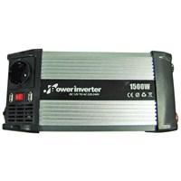 Space inverter Dönüştürücü USB'li 12V-220V 1500watt