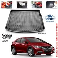 Honda Civic Hb Bagaj Havuzu 2013 Sonrası