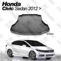 Honda Civic Sedan Bagaj Havuzu 2012 Sonrası
