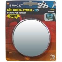 Space Kör Nokta Aynası-Krom Ayds47