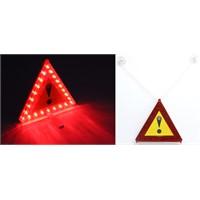 ModaCar 24 Ledli Işıklı Üçgen Reflektör 81b092