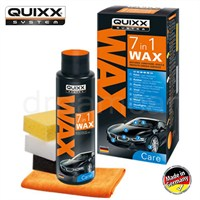 Quixx 7in1 7 Bölge Wax Cilalama Kiti Made in Germany 38178