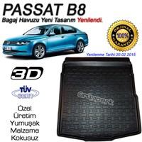 Yeni Passat B8 Bagaj Havuzu Passat Bagaj Paspası