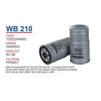 Wunder BMW E34 - E36 - E39 325 Tds - 5 M51 Yağ Filtresi OEM NO:13322244892