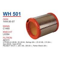 Wunder PEUGEOT 106-306-405 TU5JP MOTOR Hava Filtresi OEM NO:1444.85-ST