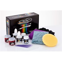 Ford Focus [Renk Kod: Mars Turuncu - ASQCWWA] - Color N Drive Taş İzi ve Çizik Rötüş Sistemi