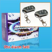 İnwells Oto Alarm Sistemi Kumandalı   115793