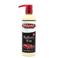Adam's Polishes Buttery Wax - Parlatıcı ve Koruyucu Cila 473 ml