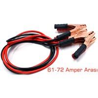 ModaCar AKÜ TAKVİYE KABLOSU 61 Amper - 72 Amper Arası 570047