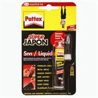 Pattex Süper Japon Glue Hızlı Yapıştırıcı 10 gr. 040220