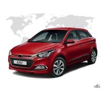 S-Dizayn Hyundai i20 Krom Sis Farı Çerçevesi 2 Prç. 2014 ve Üzeri