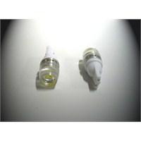 Z tech Canbus Lens Aydınlatmalı Beyaz Renk Park Ampulü 14052