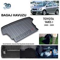 Autoarti Toyota Yaris I Bagaj Havuzu-9007726