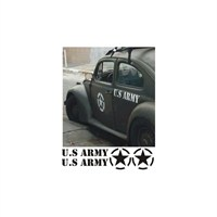 Sticker Masters Woswos U.S Army Sticker Set