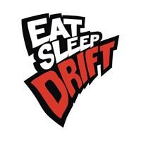 Sticker Masters Eat Sleep Drift Sticker