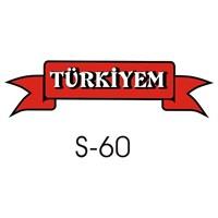 Sticker Masters Türkiyem Sticker
