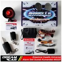 Dreamcar Inwells Alarm Universal Sustalı Kumandalı 653227