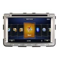 Necvox Dvn -p 1095 Ssangyong Rexton Platinum Navigasyonlu Multimedya