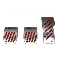 Typer Kırmızı Şeritli Pedal Seti 6681