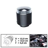 Z TECH Actual Carbon normal tip performans açık hava filtresi 60mm-8149