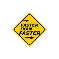 Dreamcar Vantuzlu Amblem ''Faster And Faster'' 3300710