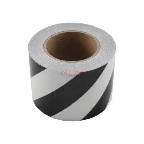 Demircioğlu Fosforlu Bant 9,2Cmx25M Beyaz-Siyah