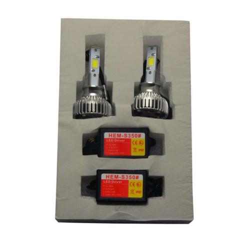 LED Xenon Far Kiti H1 Headlight 2200 Lumen