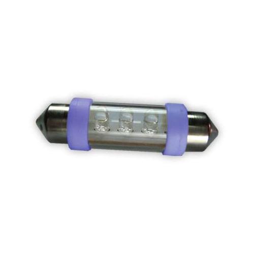 Sofit Ampul LED Mavi 12V 5W 11X39 Star 2 Adet