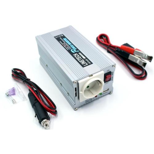 Linetech 12 Volt >> 220 Volt Inverter 300 Watt 661211