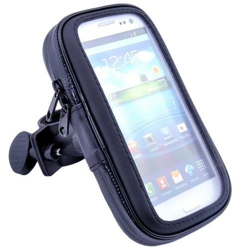 Turtle Moto Telefon / Gps Kılıfı - Orta