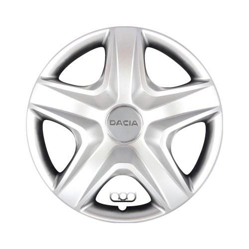 Bod Dacia 16 İnç Jant Kapak Seti 4 Lü 618