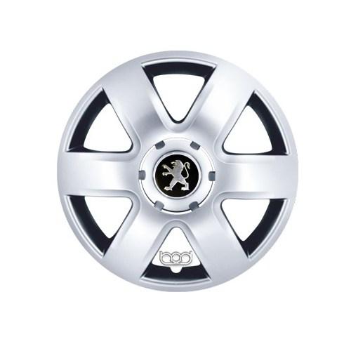 Bod Peugeot 15 İnç Jant Kapak Seti 4 Lü 537