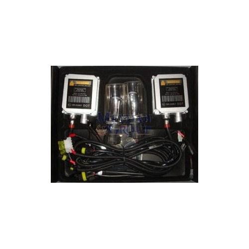 Unıversal Unıversal- Hıd-H4 Xenon Ampul Seti 12V 6000Kw Zenon Se
